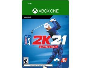 PGA Tour 2K21: Digital Deluxe Xbox One [Digital Code]