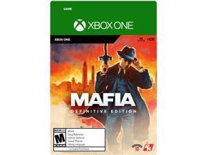 Mafia: Definitive Edition Xbox One [Digital Code]