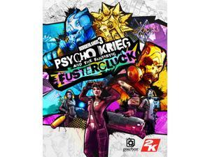 Borderlands 3: Psycho Krieg and the Fantastic FusterCluck (Steam) [Online Game Code]