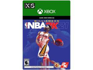 NBA 2K21 Xbox Series X|S [Digital Code]