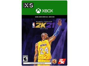 NBA 2K21: Mamba Forever Edition Xbox Series X|S [Digital Code]