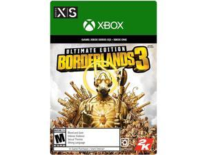 Borderlands 3: Ultimate Edition Xbox Series X | S / Xbox One [Digital Code]