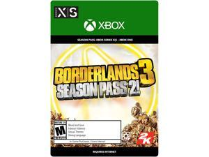 Borderlands 3: Season Pass 2 Xbox Series X   S / Xbox One [Digital Code]