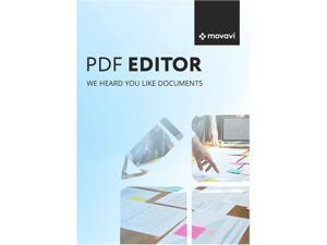 Movavi PDF Editor 3 for Mac Business License - Download