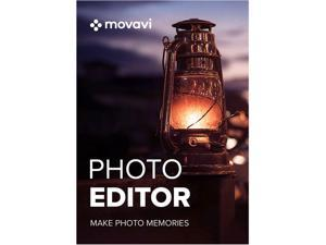 Movavi Photo Editor 6 for Mac Personal License - Download