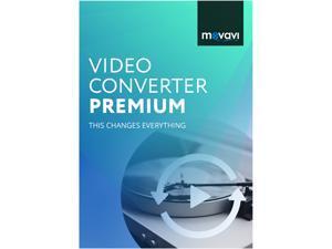 Movavi Video Converter Premium 2020 for Mac Personal License - Download