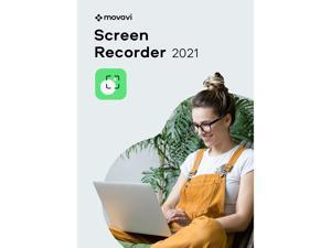 Movavi Screen Recorder 2021 for Mac Personal License - Download