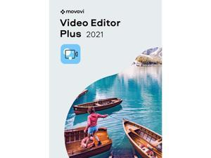 Movavi Video Editor Plus 2021 for Mac Personal license - Download