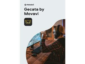 Gecata by Movavi 6 Personal License - Download