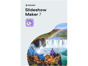 Movavi Slideshow Maker 7 for Mac Personal license - Download