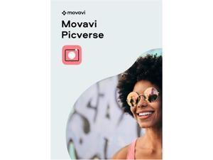 Movavi Picverse for Mac Personal License - Download