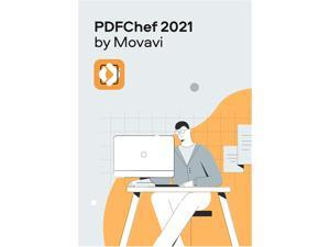 PDFChef by Movavi 2021 for Mac Business License - Download