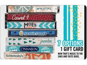 Mix It Up - $10 Gift Card (Email Delivery)