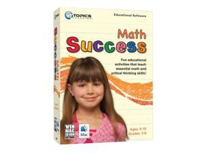 TOPICS Entertainment Math Success (Grades 3-8)