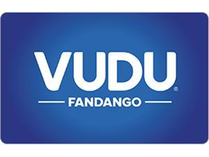 Vudu $50 Gift Card (Email Delivery)
