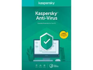 Kaspersky Anti-Virus 2021 1 Year / 3 Devices (Key Card)
