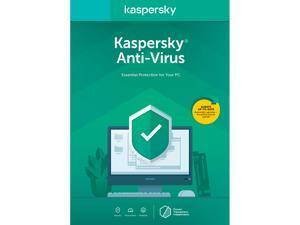 Kaspersky Anti-Virus 2022 1 Year / 3 Devices (Key Card)