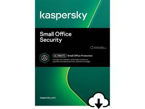 Kaspersky Small Office Security 5 Users 1 Year - Download