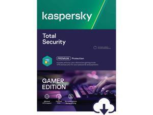 Kaspersky Total Security Gamer Edition