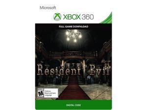 Resident Evil HD Remaster XBOX 360 [Digital Code]
