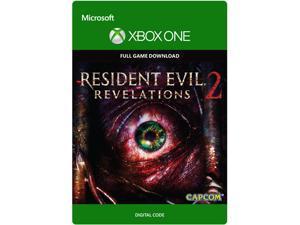 Resident Evil Revelations 2: Deluxe Edition XBOX One[Digital Code]