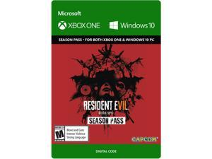 RESIDENT EVIL 7 biohazard: Season Pass XBOX ONE / Windows 10 [Digital Code]