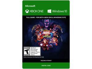 Marvel vs Capcom: Infinite - Standard Edition Xbox One / Windows 10 [Digital Code]