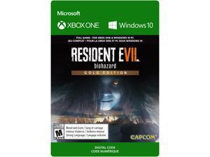 Resident Evil 7 Gold Edition Xbox One / Windows 10 [Digital Code]
