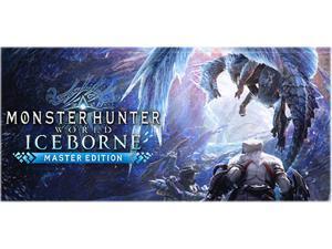 Monster Hunter World: Iceborne Master Edition [Online Game Code]
