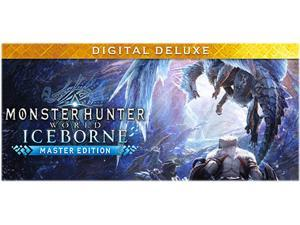 Monster Hunter World: Iceborne Master Edition Digital Deluxe  [Online Game Code]