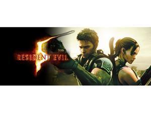 Resident Evil 5  [Online Game Code]