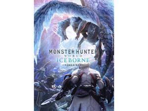 Monster Hunter World: Iceborne Digital Deluxe  [Online Game Code]