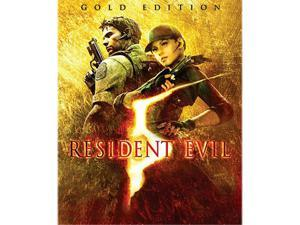 Resident Evil 5 Gold Edition  [Online Game Code]