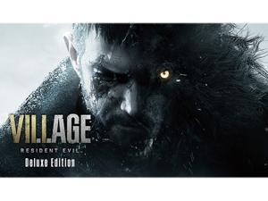 Resident Evil Village Deluxe Edition for PC [Steam Online Game Code]