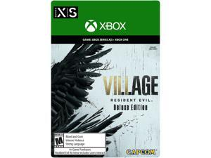 Resident Evil Village Deluxe Edition Xbox Series X | S / Xbox One [Digital Code]