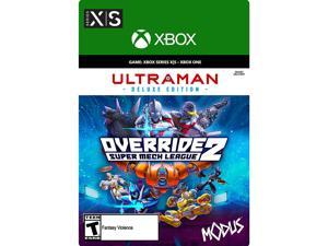 Override 2: Super Mech League - Ultraman Deluxe Edition Xbox Series X | S / Xbox One [Digital Code]