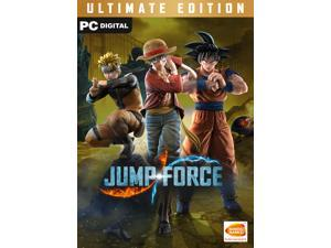 JUMP FORCE - Ultimate Edition  [Online Game Code]