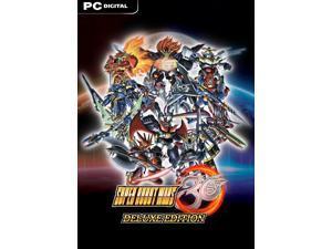 Super Robot Wars 30 Deluxe Edition  [Online Game Code]