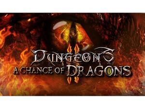 Dungeons 2 - A Chance Of Dragons DLC [Online Game Code]