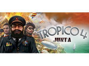 Tropico 4: Junta Military DLC [Online Game Code]