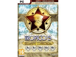 Tropico 5 - Complete Collection [Online Game Code]