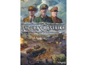Sudden Strike 4 [Online Game Code]