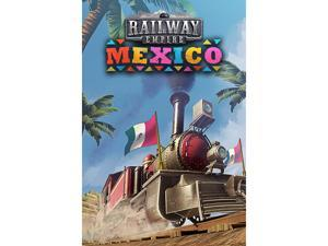 Railway Empire: Mexico [Online Game Code]