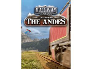 Railway Empire: Crossing the Andes [Online Game Code]