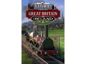 Railway Empire: Great Britain & Ireland [Online Game Code]