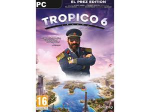 Tropico 6 El Prez Edition [Online Game Code]
