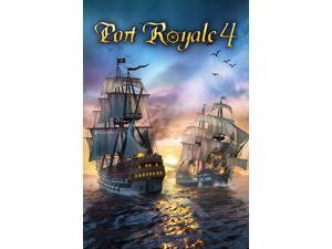 Port Royale 4 - Standard Edition  [Online Game Code]