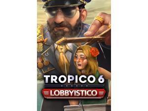Tropico 6 - Lobbyistico  [Online Game Code]
