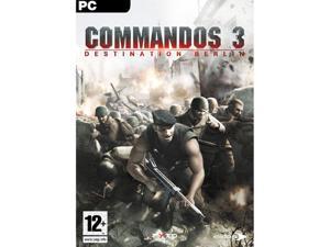 Commandos 3: Destination Berlin  [Online Game Code]