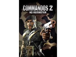 Commandos 2 - HD Remaster  [Online Game Code]